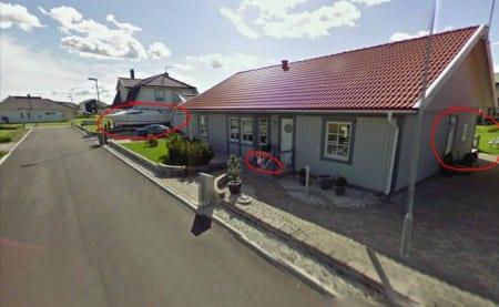 Grannens nya fritidsbåt, barnens kalas och dina trädgårdsvanor kan nu ses av omvärlden på Google Street view
