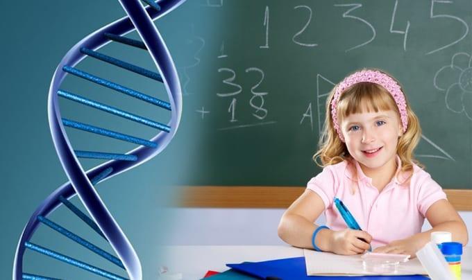 Generna största faktorn vid studieresultat