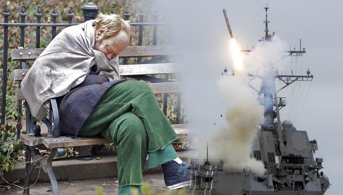 President Obamas prioriteringar ifrågasätts. Foto: Montage/Flickr/Official U.S. Navy Page/Ed Yourdon