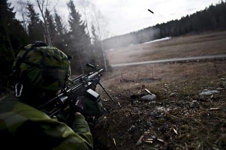 Foto: Jimmy Croona/Combat Camera/Försvarsmakten