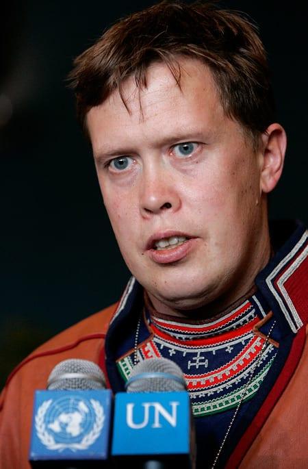 Samisk folkrättsjurist om alla folks rätt till bevarande
