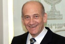 Ehud Olmert. Foto: Flickr/Government Press Office/CC BY-NC-SA 2.0