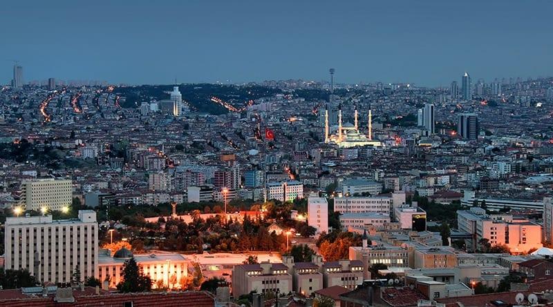 turkiets huvudstad