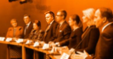 Panamadokumenten bakom färgrevolution på Island?