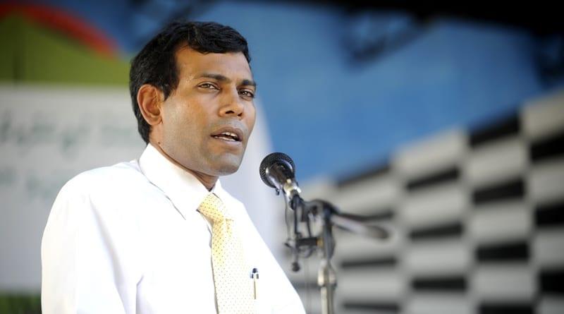 Maldivernas ex-president får flyktingstatus i Storbritannien