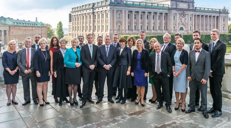 Här är Löfvens nya ministrar