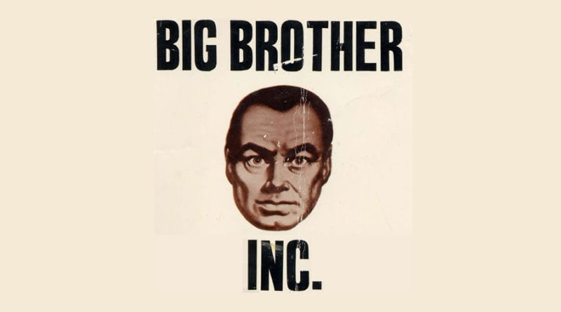 Storebror och Odjuret – Socialistisk kontra kapitalistisk tyranni