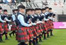 Nordirländsk seger i VM för säckpipeband