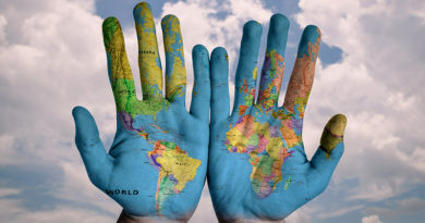 Globalismen och nationalismen: Den falska dikotomin