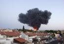 Raketutväxling mellan Israel och Gaza