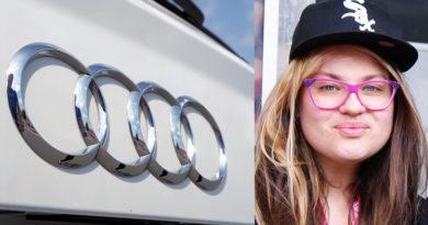 Audi stoppar reklam med polishatande vänsterprofil