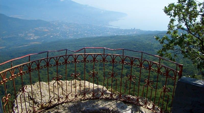 Krim – och den olagliga annekteringen 1954