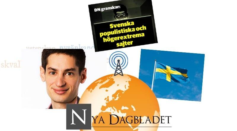 NyD-podden#8: DN:s angrepp, Sverigebilden och paradigmskiftet i Västvärlden