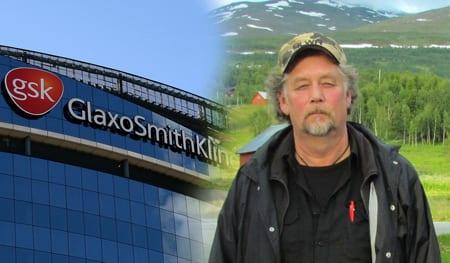 Olof berättar om förlamningen efter svininfluensavaccinet
