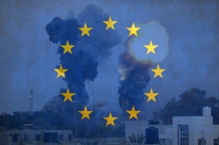 """EU inte rättmätig fredspristagare"""