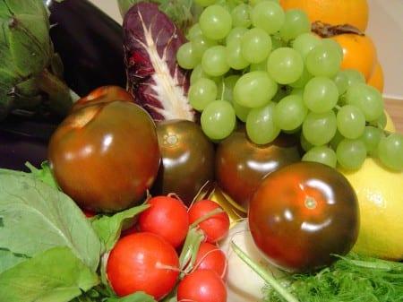 Frukt och grönt bidrar till psykisk hälsa