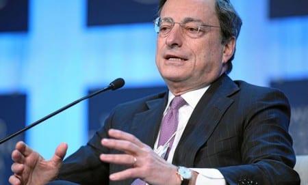 ECB: Europas skuldkris kan tvinga oss starta sedelpressarna