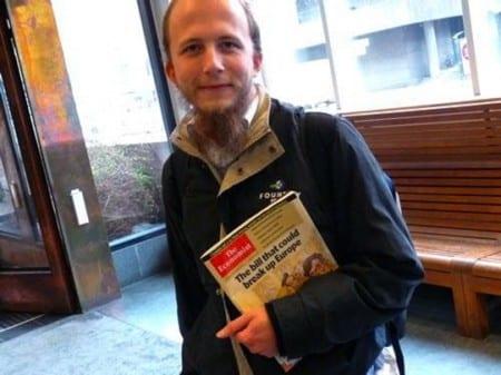 Två års fängelse för Svartholm Warg