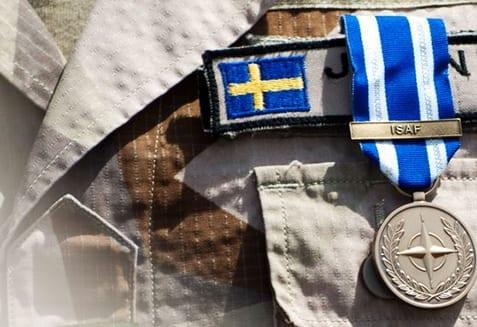 Foto: Johannes Tolf/FS23/Försvarsmakten
