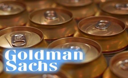 Goldman Sachs manipulerar priset på aluminium