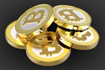 Bitcoinkursen skjuter i höjden
