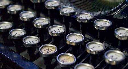 Ryssland tar in skrivmaskiner