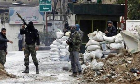 """""""Syriska rebeller avrättade 80 civila"""""""