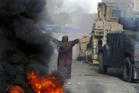 Undantagstillstånd utlyst i Egypten