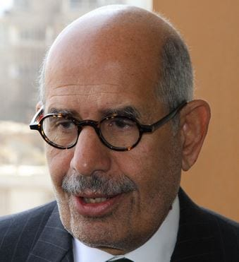 Mohamed ElBaradei. Foto: Flickr/Utenriksdept/CC BY-ND 2.0