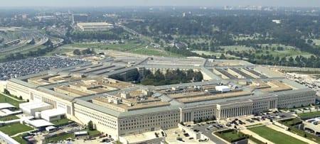 """""""Pentagon förbereder sig inför ekonomisk kollaps"""""""