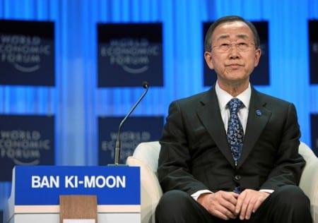 FN-chefen undviker ordet illegal om attack mot Syrien