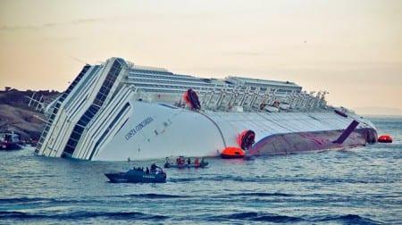 Nu bärgas Costa Concordia