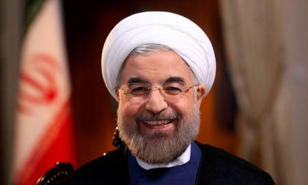 """CNN fabricerade Rouhanis citat"""
