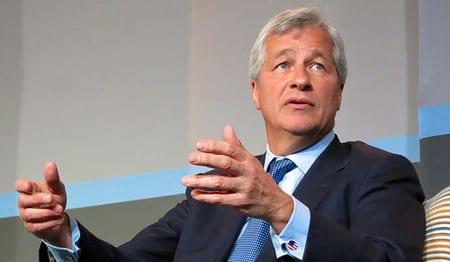 Rekordstor förlikning för JP Morgan Chase