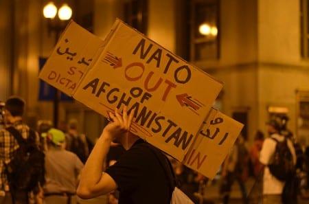 """""""Ingen upprättelse för Natos offer i Afghanistan"""""""
