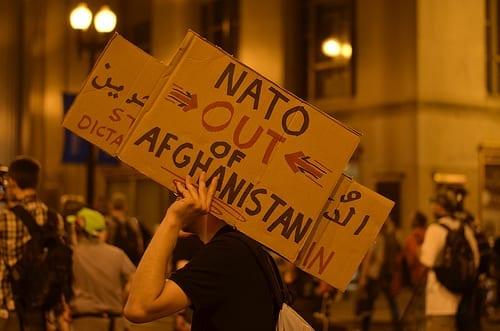 Många menar att Nato inte gör någon nytta i Afghanistan. Foto: Flickr/Michael Kappel/CC BY-NC 2.0