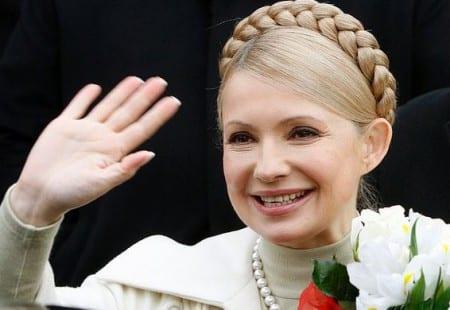 Julia Tymosjenko kan släppas