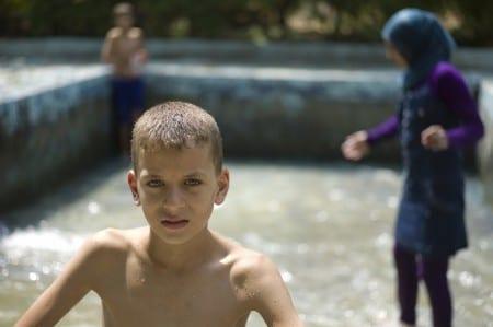 Svåra levnadsvillkor i flyktingläger i norra Libanon