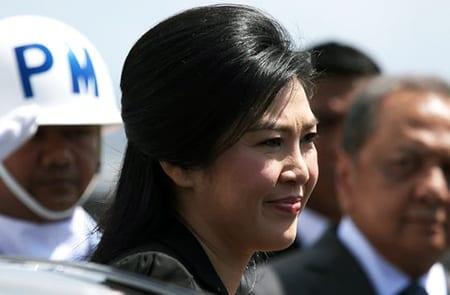 Thailands parlament splittras