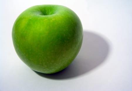 Ett äpple om dagen bra för hjärtat