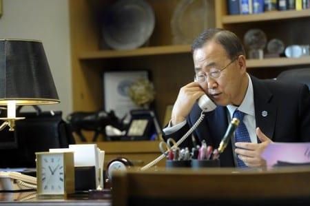FN drar tillbaks Irans inbjudan till Syriensamtal