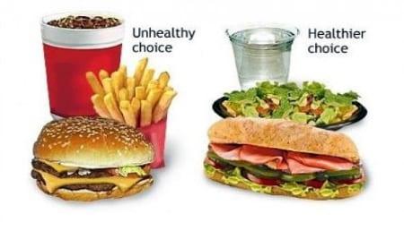 Comidas saludables para bajar de peso yahoo mail
