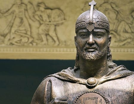Alexander den store kan ha förgiftats av vin
