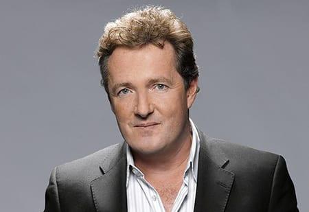 Piers Morgan förhördes av polis