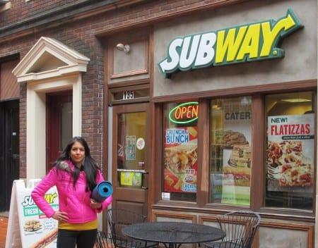 Bloggare fick Subway att ta bort farlig kemikalie