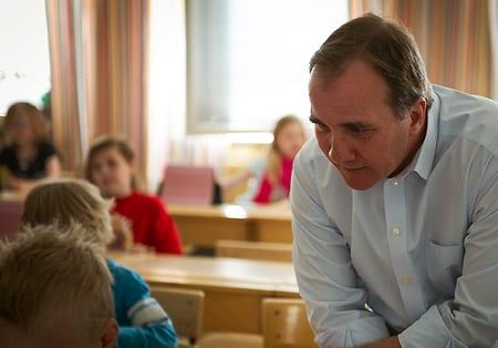 Socialdemokraterna: Obligatorisk gymnasieskola till 2018