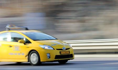 Foto: Taxi 020/Fredrik Henriksson