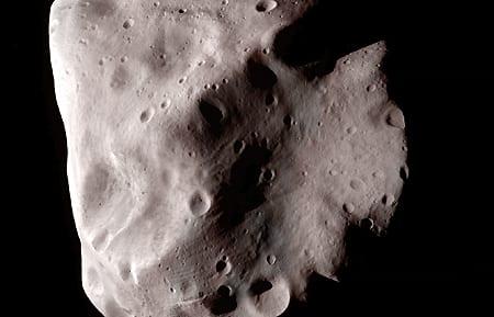 """""""Hotet från asteroider har underskattats"""""""