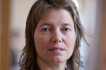 Malin Björk. Pressbild: Kalle Larsson