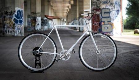 Lansering av ny elektrisk cykel